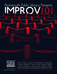 ImprovPoster
