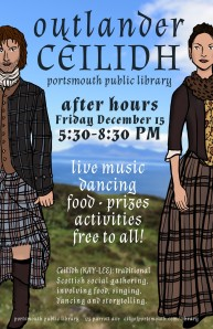 OutlanderCeilidhPoster