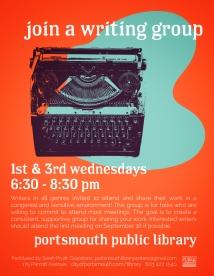Creative Writing II Poster