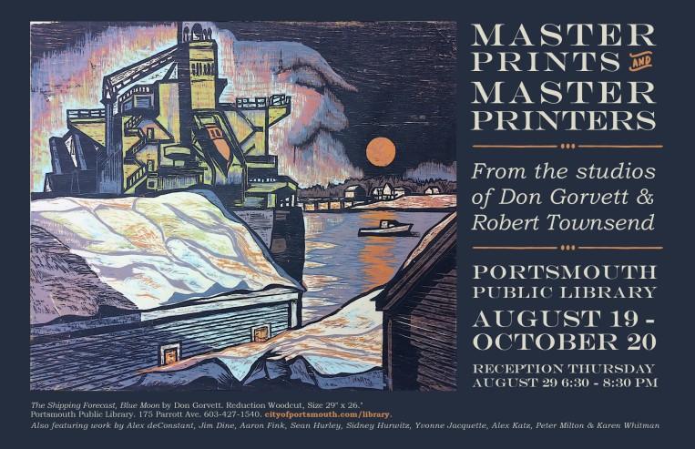 Master Prints Poster