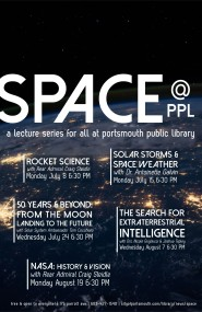 SPACE @ PPL Working Poster